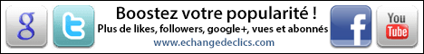 Plus de like sur Facebook et twitter et google